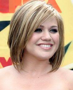 cortes de cabelos curtos para senhora gorda - Pesquisa Google