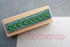 Eine abstrakte Ähre – zum Verzieren von Papierrändern, Marmeladen-Etiketten, Tischkärt