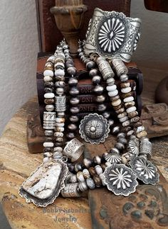 Arizona Wildhorse Southwestern jewelry collection with Vince Platero accessories by Schaef Designs Jewelry online Jewellery Making Courses, Jewelry Making Tools, Make Your Own Jewelry, Jewelry Show, India Jewelry, Jewelry Ideas, Southwestern Jewelry, Southwestern Style, Expensive Jewelry