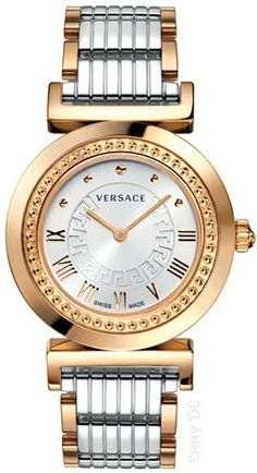 Emmy DE * Versace #watch