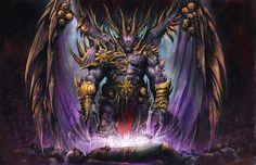 Warhammer 40k Demon by AlexBoca on DeviantArt