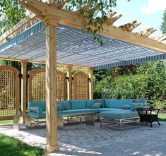 ShadeFX Canopies - Milton, ON, CA L9T 0J5.  Wow amazing idea!!!!!