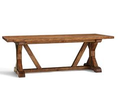 Wells Extending Dining Table | Pottery Barn