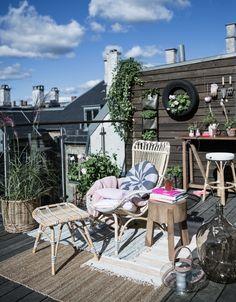 Havegrej til altan og terrasse