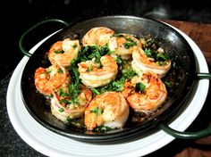 Fennel Pollen-Dusted Tapas-Style Shrimp-- love fennel; must find ...