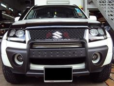Revo Performance Pte Ltd — Suzuki Grand Vitara Front Bumper Body Kit