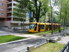 PHOTOS: Europe's Grass-Lined Green Railways = Good Urban Design | Inhabitat - Sustainable Design Innovation, Eco Architecture, Green Building