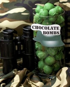 """Love, Laughter & Decor: """"Army Proud"""" Birthday Party"""