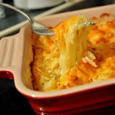 Spaghetti Squash AuGratin - this is delicious. The whole family liked this, even the 15 year old! winner!