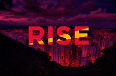 RISE 2015 Branding on Behance