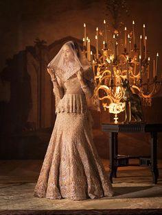 Tarun Tahiliani. SS 16'. Indian Couture.