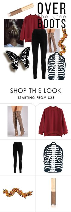 """dfngklndkgkrltkgn"" by emmmmymiller ❤ liked on Polyvore featuring Qupid, Balmain, Comeco, Improvements and Dolce&Gabbana"