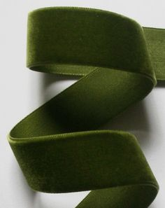 Color Verde Olivo - Olive Green!!! Ribbon