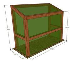 Tomatenhaus bauen (m. Anleitung)