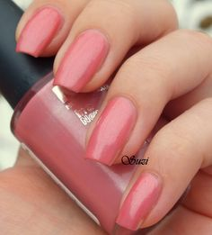 NYC In a New York Color Minute Quick Dry Nail Polish - 258 Prospect Park Pink