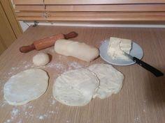 Zaxapn kai alati: Σφολιάτα: σπιτική - πολύ εύκολη, για αλμυρές και γ... The Kitchen Food Network, Food Network Recipes, Camembert Cheese, Bakery, Cookies, Breakfast, Sweet, Desserts, Blog