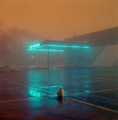 Moody Colors Night photo by © Justin Broadway; reminds me of Todd Hido photography Night Photography, Street Photography, Art Photography, Moonlight Photography, Photography Basics, Aerial Photography, Artistic Photography, Digital Photography, Landscape Photography