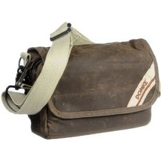 Domke F-5XB Shoulder and Belt Ruggedwear Bag by Tiffen. $74.88. Like your favorite pair of jeans, Domke bags get better with age and with the new Domke Ruggedwear collection you don't have to wait. The fabric produces a unique distressed and weathered look right from the start. The Ruggedwear classic bags feature high-quality, weather-tough, durable cotton canvas that is treated with special non-solvent waxes to afford the fabric a lifelong resistance to inclement weather. ...
