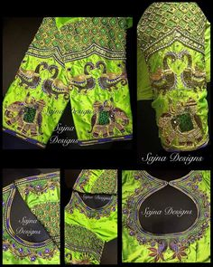 End to End Customization with Hand Embroidery & beautiful Zardosi Art by Expert & Experienced Artist That reflect in Blouse , Lehenga & Sarees Designer creativity that will sunshine You & your Party.