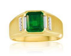 f49d61c26382 Las 56 mejores imágenes de anillos de esmeraldas