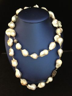 baroque pearls by Lahui