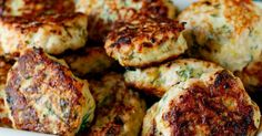 Herb Chicken Meatballs