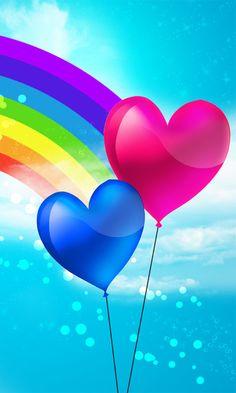 love-rainbow ♥♥♥♥ ❤ ❥❤ ❥❤ ❥♥♥♥♥