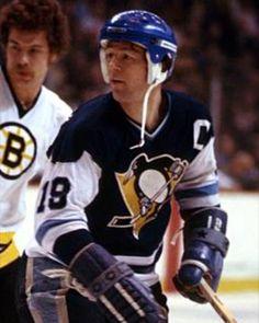 Jean Pronovost Pittsburgh Penguins Hockey, Hockey Players, Ice Hockey, Nhl, Captain Hat, Baseball Cards, Classic, Sports, Vintage
