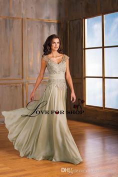 Fashion 2015 Vestido Sleeveless Ruched Plus Size Formal Dress Applique Mother of the Bride Dress Chiffon Mother's Dresses WH01