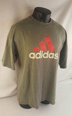 adidas t shirt ebay
