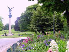 parques de Paris - Parc Montsouris 14