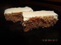 Vynikajúce orechové rezy so žĺtkovou polevou | Mimibazar.sk Cooking, Ale, Desserts, Food, Basket, Kitchen, Tailgate Desserts, Deserts, Ale Beer