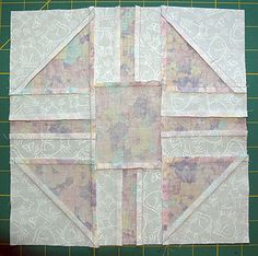 Correct Pressing is One Way to Instantly Improve Your Quilting Skills: Press as You Sew when Making a Quilt