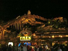 T-Rex: A Prehistoric Family Adventure