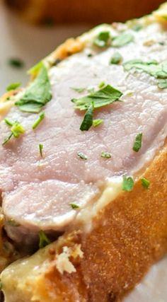 Pork Tenderloin Wellington (5 Ingredients)