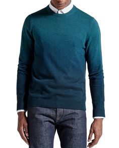 Ted Baker Holaday Sprayed Ombré Sweater | Bloomingdale's