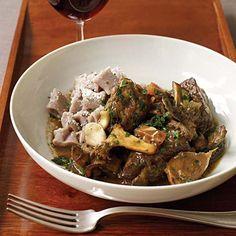 Pork and Wild Mushroom Daube | Food & Wine