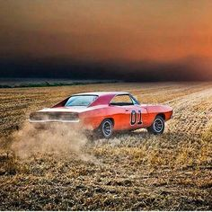 """The very popular Camrao A favorite for car collectors. The Muscle Car History Back in the and the American car manufacturers diversified their automobile lines with high performance vehicles which came to be known as """"Muscle Cars. General Lee Car, Dukes Of Hazard, Most Popular Cars, 1969 Dodge Charger, Car Memes, Sweet Cars, American Muscle Cars, Custom Cars, Cool Cars"""