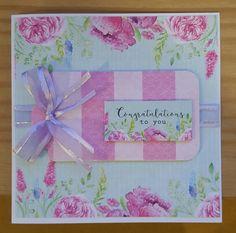 Heritage Rose by Craftwork Cards