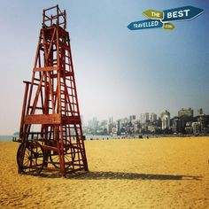 The beaches of Mumbai #Mumbai #India