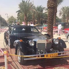 باسم البلوشي من السلطنة يحصل على المركز الأول على مستوى الشرق الأوسط كأجمل سياره كلاسيكيةفي مهرجان الدرعية بالسعودية by oman_events