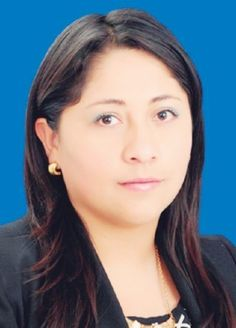 """IPIALES """"Por alto precio del dólar subió la canasta familiar en Ipiales"""". En la foto: Juliana Patricia Jaramillo, subsecretarial. (DIARIO DEL SUR - IPITIMES EN PINTEREST. 17 MAY 2016)"""