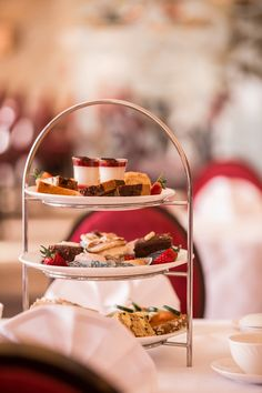 A ceremony of delicious decorum for indulgent afternoons. There is no better place to enjoy traditional Afternoon Tea than in the luxurious surroundings of the Slieve Donard Resort and Spa in Newcastle, County Down. Teapots And Cups, Newcastle, Afternoon Tea, Tea Pots, Sweet Treats, Spa, Plates, Traditional, Licence Plates