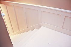 DIY Board and Batten | Pretty Painted Stairs by Beth ~ Unskinny Boppy - DIY Show Off ...