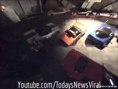 Corvette Museum Sinkhole Caught On Camera - NoWayGirl