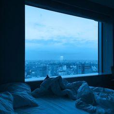feelin blue : Photo