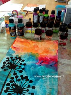 Play Time - A Day Of Art Journaling - My scrappin life