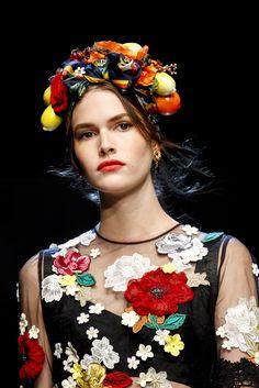 Somos como una flor Dolce & Gabbana - Detalles