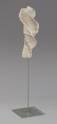 Louise Bourgeois. Spiral Woman. 1951-52, wood, paint, steel