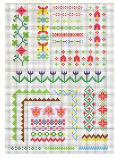 Thrilling Designing Your Own Cross Stitch Embroidery Patterns Ideas. Exhilarating Designing Your Own Cross Stitch Embroidery Patterns Ideas. Cross Stitch Boarders, Cross Stitch Heart, Beaded Cross Stitch, Cross Stitch Alphabet, Cross Stitch Flowers, Cross Stitch Designs, Cross Stitching, Cross Stitch Embroidery, Cross Stitch Patterns